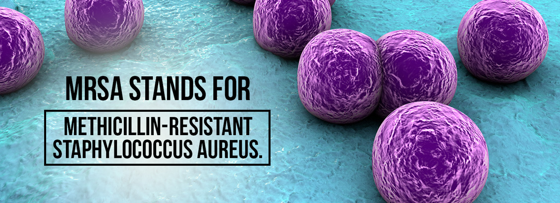 What is MRSA?