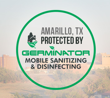 Amarillo Texas is Now Protected by Germinator Mobile Sanitizing & Disinfecting