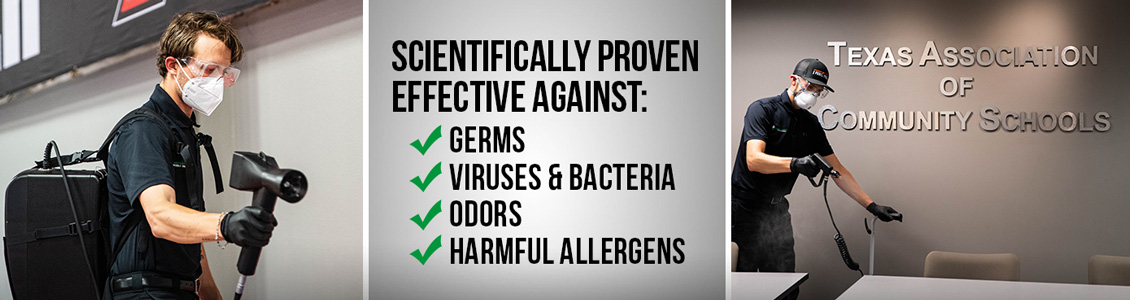 J Ferg New Amarillo Franchise Scientifically Proven Effective Against Harmful Pathogens